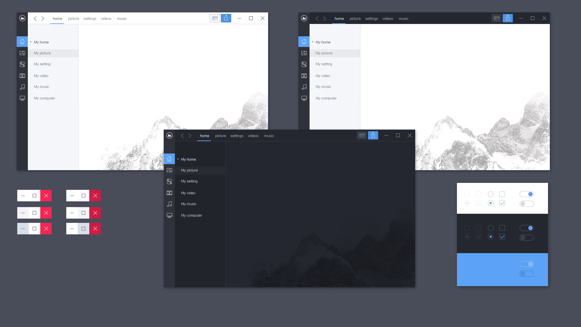 "Give your Ubuntu 18 04 a flat look with ""Qogir"" GTK Theme"